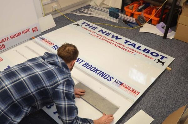 building a fixture board for sports club
