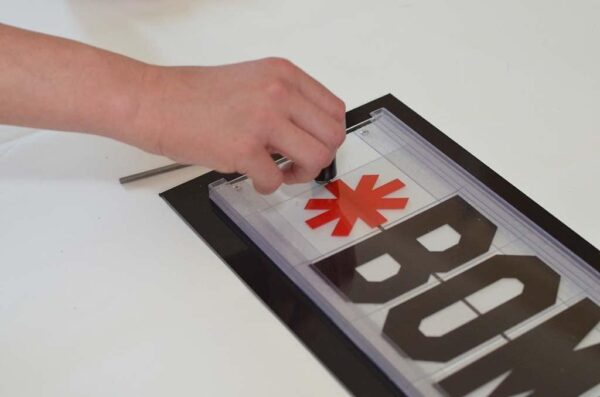 changeable signs removable letters