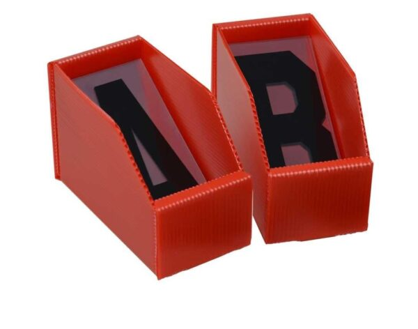 changeable letters storage bins for changeable letter boards