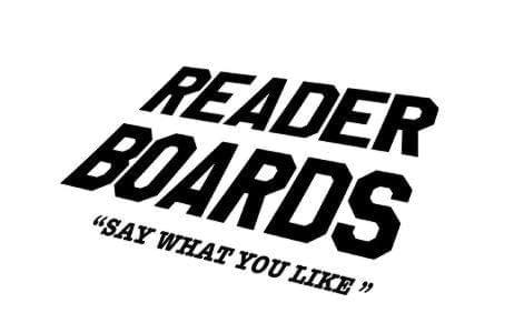 READERBOARDS